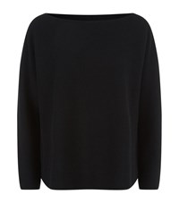 Eileen Fisher Boxy Ribbed Cashmere Jumper Female