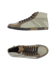 Happiness Sneakers Military Green