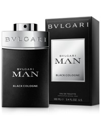 Bulgari Bvlgari Man In Black Eau De Toilette Cologne 3.4 Oz No Color