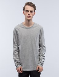 Reigning Champ Cotton Jersey Crewneck Sweatshirt