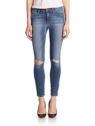 Joe's Jeans Icon Distressed Ankle Skinny Terra