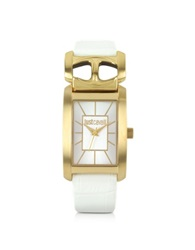 Just Cavalli Pretty Collection Quartz Movement Watch White