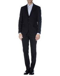 Mario Matteo Mm By Mariomatteo Suits Black