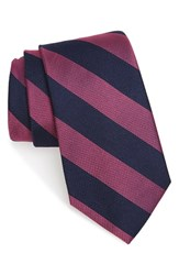 Nordstrom Men's Men's Shop 'Grenadine Bar Stripe' Silk Tie