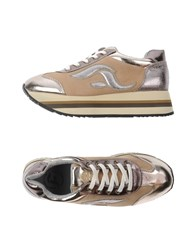 Fornarina Footwear Low Tops And Trainers Women Camel