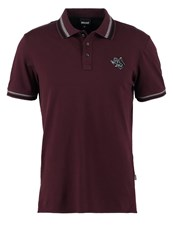 Just Cavalli Polo Shirt Bordeaux