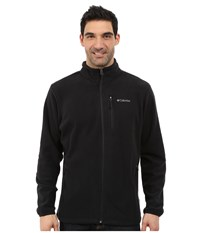 Columbia Cascades Explorer Full Zip Fleece Black Men's Coat