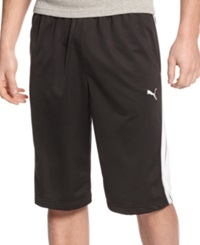 Puma Shorts Form Stripe 10' Shorts Black White