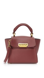 Zac Posen Eartha Mini Cross Body Bag Cardinal