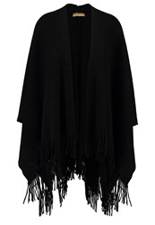 Wallis Cape Black