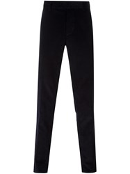 Natural Selection 'Cigarette Corduroy' Trousers Blue
