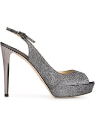 Jimmy Choo 'Verity' Pumps Metallic