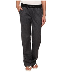 Prana Mantra Pant Coal Women's Casual Pants Gray