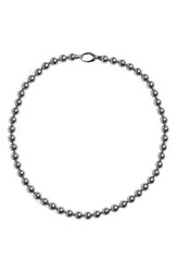 Majorica Women's 7Mm Round Pearl Strand Necklace