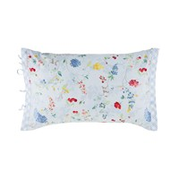 Pip Studio Hummingbirds Blue Pillowcase Pair