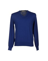 Maestrami Knitwear Jumpers Men Blue