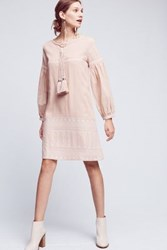 Anthropologie Eliana Shirtdress Rose