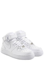 Nike Airforce 1 Suede High Top Sneakers White