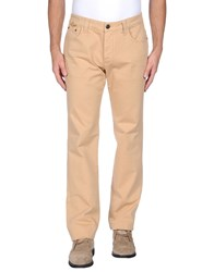 Dekker Trousers Casual Trousers Men Sand