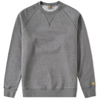 Carhartt Chase Sweat Grey