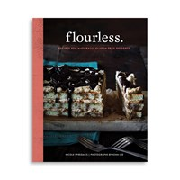 Chronicle Books Flourless Cook Book
