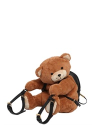 Moschino Plush Teddy Bear Backpack
