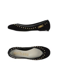 Galliano Footwear Ballet Flats Women