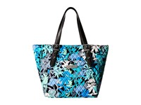 Vera Bradley Be Colorful Tote Camofloral Tote Handbags Blue