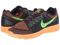 Nike Lunartempo Dark Obsidian Total Orange Radiant Emerald Voltage Green Men's Running Shoes Blue