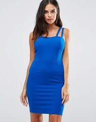 Wal G Cami Mini Dress Colbalt Blue