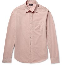Alex Mill Shore Cotton Shirt Pink