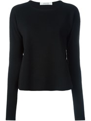 Dorothee Schumacher Sash Detail Sweater Black