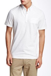 Victorinox Aide Tailored Fit Polo White