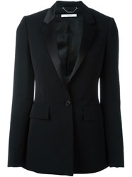 Givenchy Fitted Evening Jacket Black