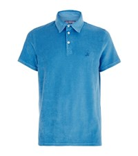 Vilebrequin Pavois Terry Cotton Polo Shirt Male