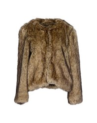 Ottod'ame Coats And Jackets Fur Outerwear Women
