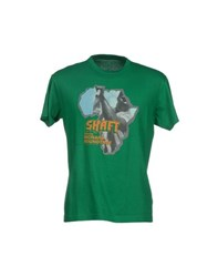 Review Topwear T Shirts Men Green