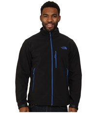 The North Face Apex Bionic Jacket Tnf Black Monster Blue Men's Coat