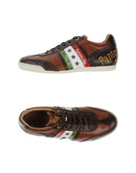 Pantofola D'oro Low Tops And Trainers Brown