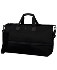 Victorinox Werks Traveler 5.0 Xl Carryall Drop Bottom Tote Black