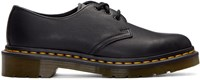 Dr. Martens Black Three Eye 1461 Derbys