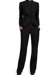 Alexis Mabille Smoking Trousers Black
