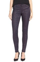 Women's Cj By Cookie Johnson 'Joy' Dragon Print Stretch Skinny Pants