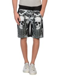 Philipp Plein Homme Trousers Bermuda Shorts Men