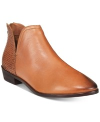 Kenneth Cole Reaction Women's Loop There It Is Booties Women's Shoes Tan