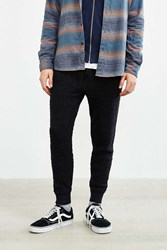 Cpo Textured Pattern Sweater Pant Black
