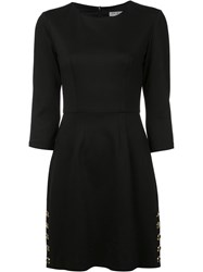 Trina Turk 'Flush' Dress Black