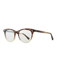 Oliver Peoples Jardinette Acetate Fashion Glasses Henna