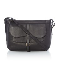 Radley Grosvenor Black Medium Cross Body Bag Black
