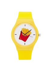 Forever 21 Fries Graphic Analog Watch